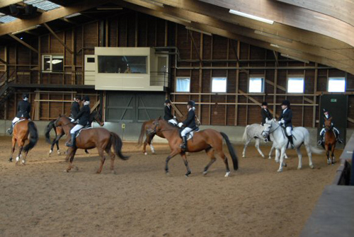 Manege de gulle ruif for Manege te koop